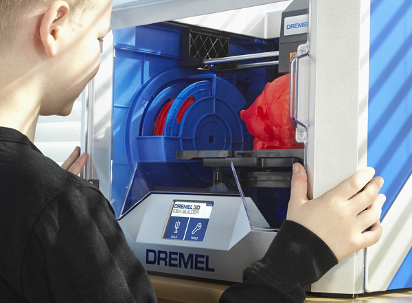 Dremel 3D Idea Builder Launch