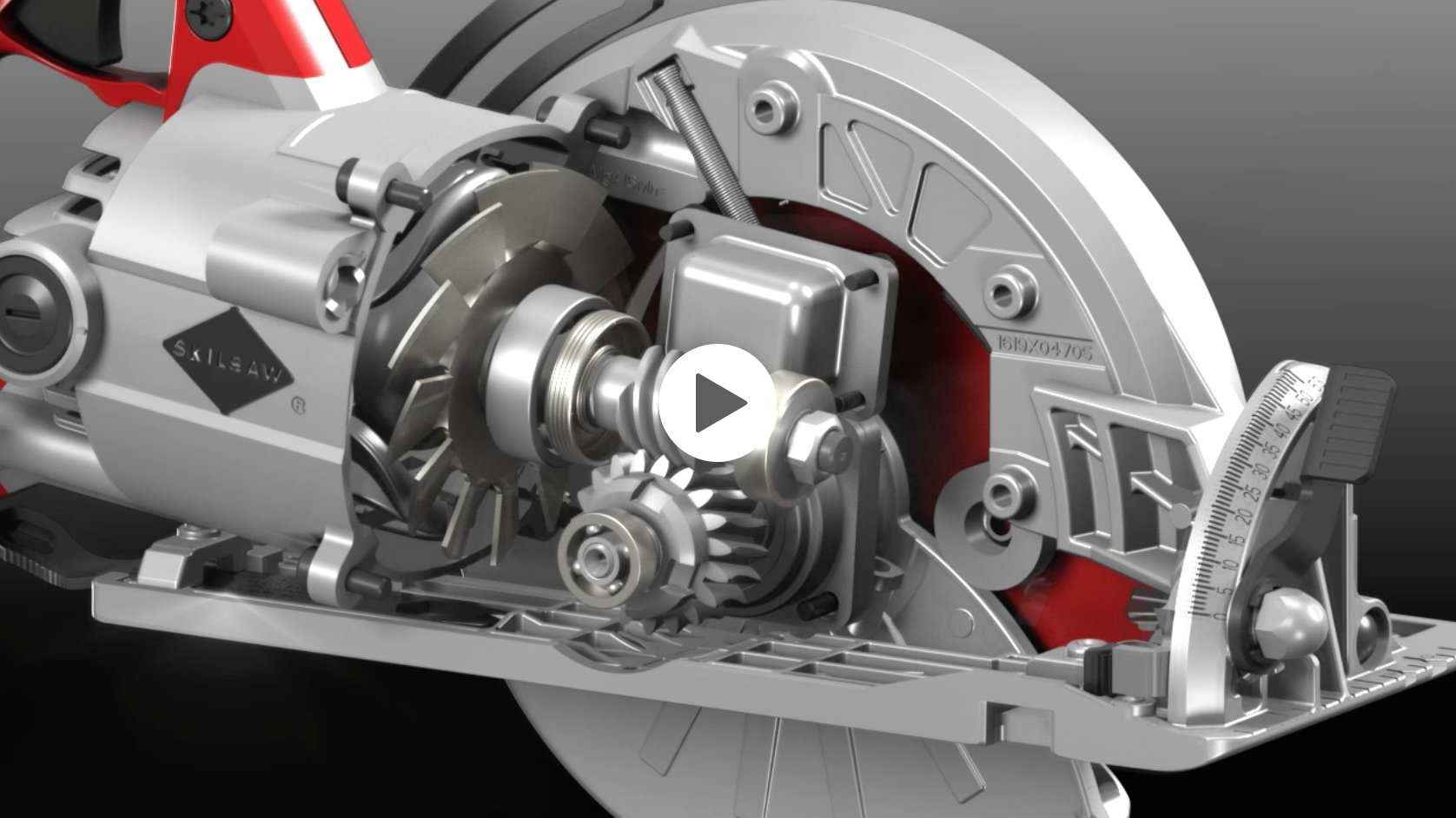 SKILSAW Worm Drive Table Saw Teaser