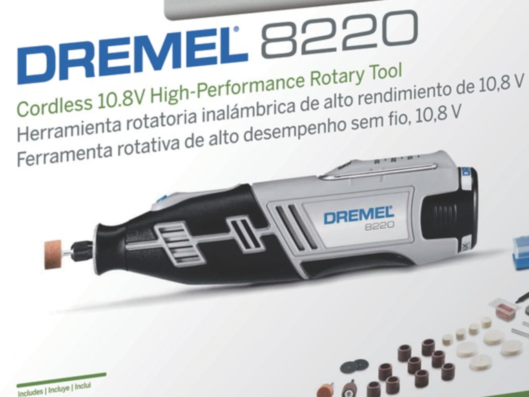 Dremel Tool Packaging