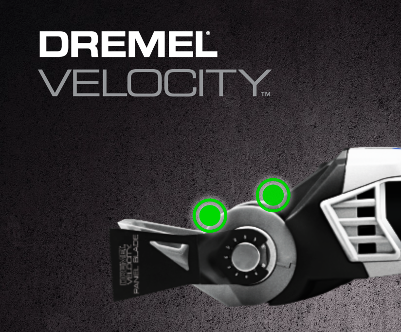 Dremel Velocity Rich Media Ads