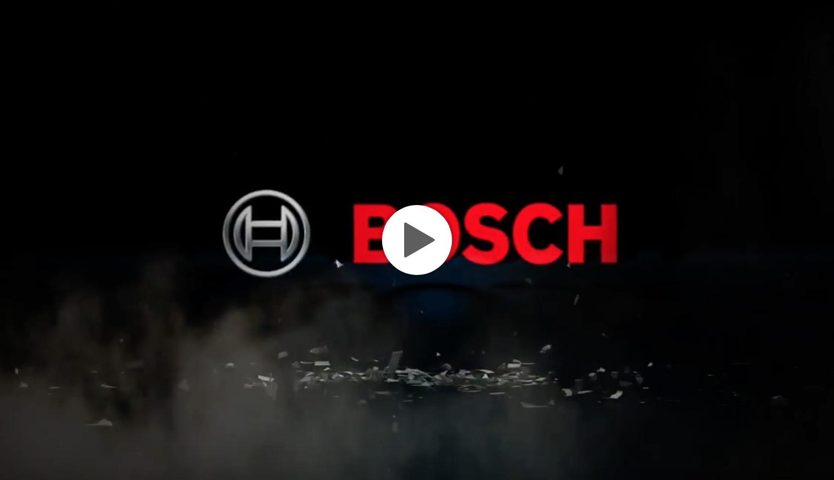 Bosch Logo Intro